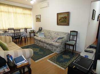 Apartamento, código 739 em Santos, bairro Boqueirão