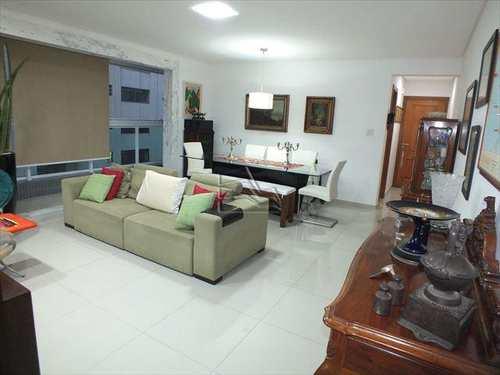 Apartamento, código 736 em Santos, bairro José Menino
