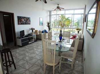 Apartamento, código 727 em Santos, bairro Boqueirão