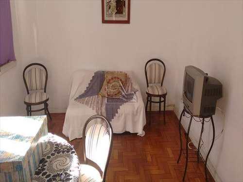 Apartamento, código 708 em Santos, bairro José Menino
