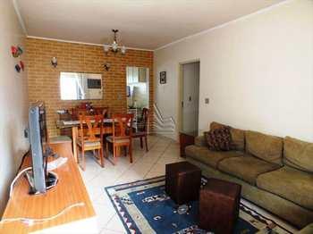 Apartamento, código 707 em Santos, bairro Pompéia
