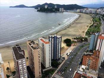 Apartamento, código 700 em Santos, bairro José Menino