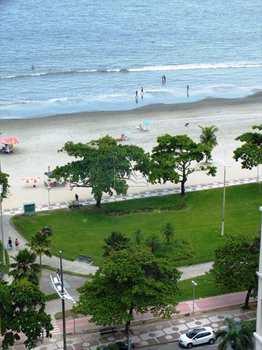 Apartamento, código 686 em Santos, bairro Aparecida