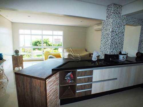 Apartamento, código 682 em Santos, bairro Gonzaga