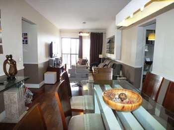 Apartamento, código 672 em Santos, bairro Ponta da Praia