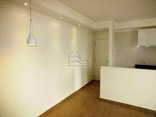 Apartamento, código 670 em Santos, bairro Pompéia