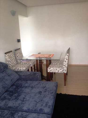 Apartamento, código 668 em Santos, bairro Encruzilhada