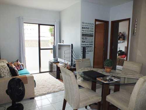 Apartamento, código 664 em Santos, bairro Estuário