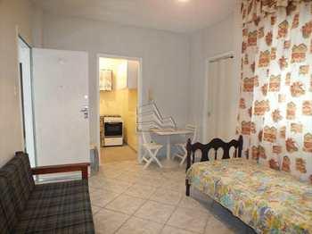 Apartamento, código 662 em Santos, bairro Boqueirão