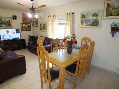 Apartamento, código 643 em Santos, bairro Aparecida