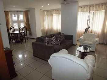 Apartamento, código 632 em Santos, bairro José Menino