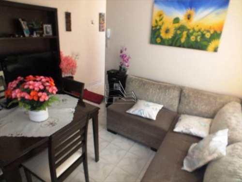 Apartamento, código 613 em Santos, bairro José Menino
