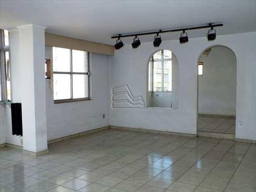 Apartamento, código 609 em Santos, bairro José Menino