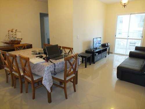 Apartamento, código 606 em Santos, bairro Marapé