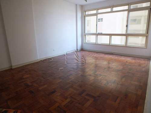 Apartamento, código 601 em Santos, bairro José Menino