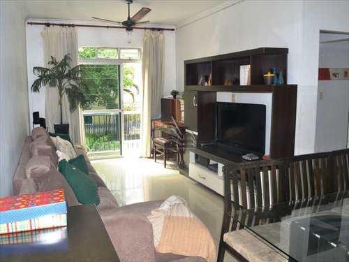 Apartamento, código 591 em São Vicente, bairro Centro
