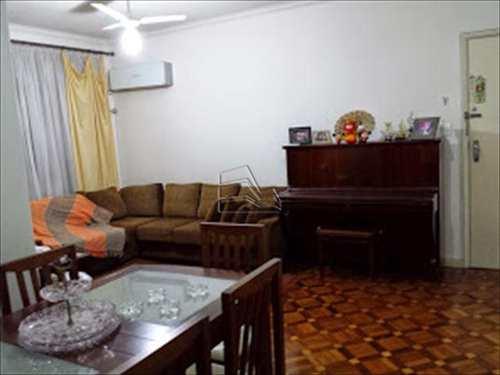 Apartamento, código 570 em Santos, bairro Boqueirão