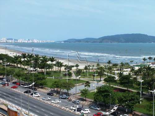 Apartamento, código 560 em Santos, bairro José Menino