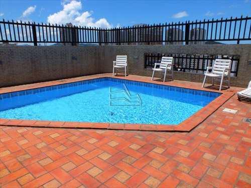 Apartamento, código 556 em Santos, bairro Ponta da Praia