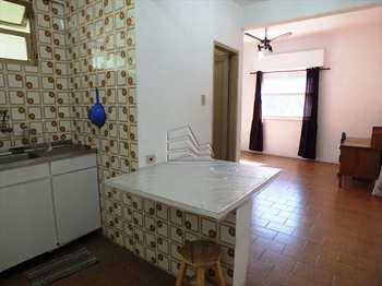 Kitnet, código 534 em Santos, bairro José Menino