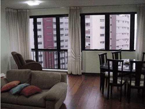 Apartamento, código 403 em Santos, bairro José Menino