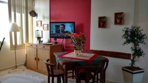 Apartamento, código 395 em Santos, bairro José Menino