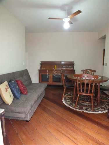 Apartamento, código 382 em Santos, bairro Boqueirão