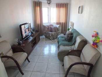 Apartamento, código 346 em Santos, bairro Campo Grande