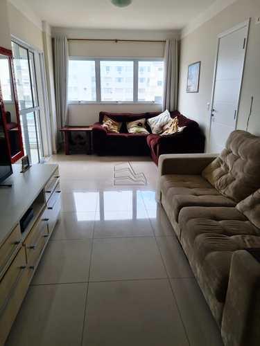Apartamento, código 322 em Santos, bairro Embaré