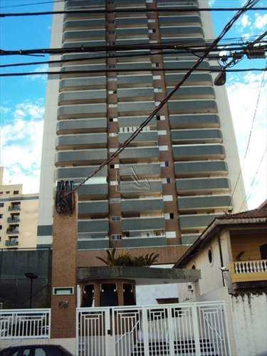 Apartamento, código 319 em Santos, bairro Ponta da Praia