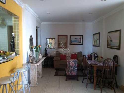 Apartamento, código 548 em Santos, bairro José Menino