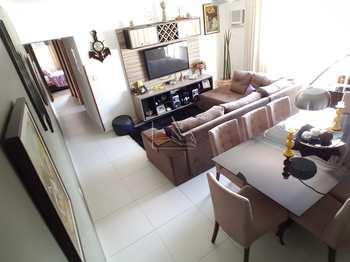 Apartamento, código 929 em Santos, bairro Marapé