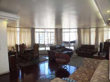 Apartamento, código 943 em Santos, bairro Gonzaga