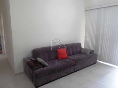 Apartamento, código 948 em Santos, bairro José Menino