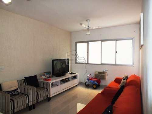 Apartamento, código 952 em Santos, bairro Pompéia