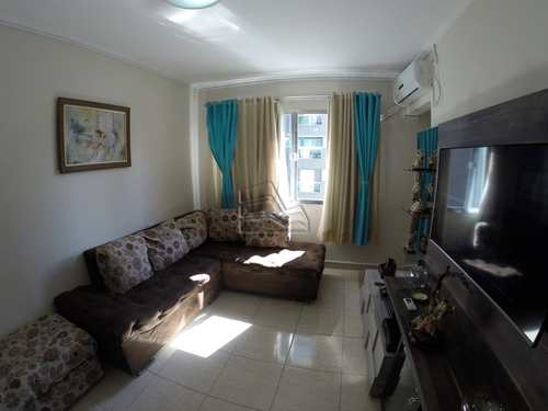 Apartamento, código 957 em Santos, bairro Gonzaga