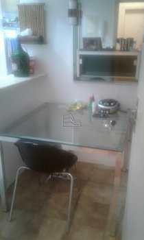 Sala Living, código 961 em Santos, bairro José Menino