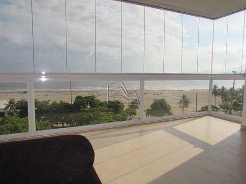 Apartamento, código 963 em Santos, bairro Gonzaga