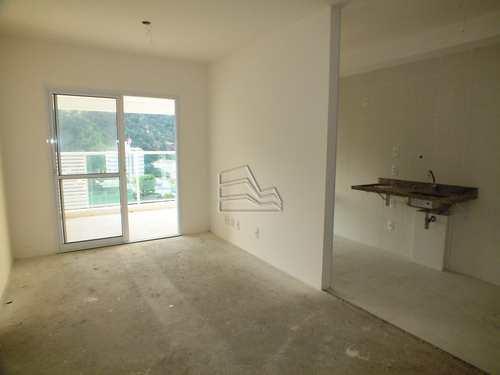 Apartamento, código 976 em Santos, bairro José Menino