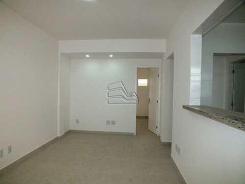 Apartamento, código 980 em Santos, bairro Ponta da Praia