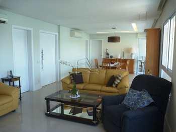 Apartamento, código 983 em Santos, bairro Ponta da Praia