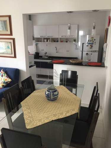 Apartamento, código 989 em Santos, bairro José Menino