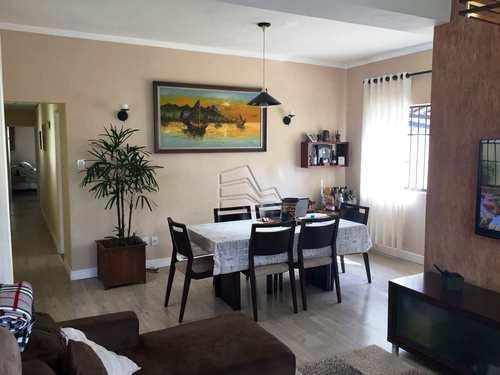 Casa, código 1002 em Santos, bairro Marapé