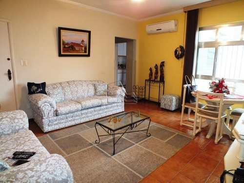 Apartamento, código 1010 em Santos, bairro Gonzaga