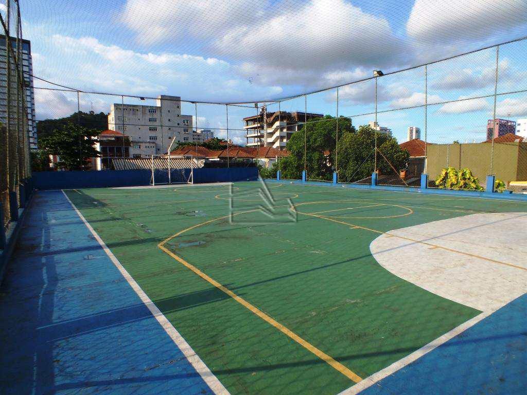 Apartamento em Santos, no bairro Vila Belmiro