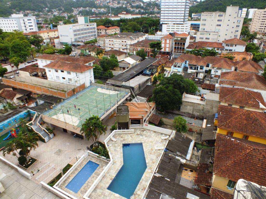 Apartamento em Santos, bairro Vila Belmiro