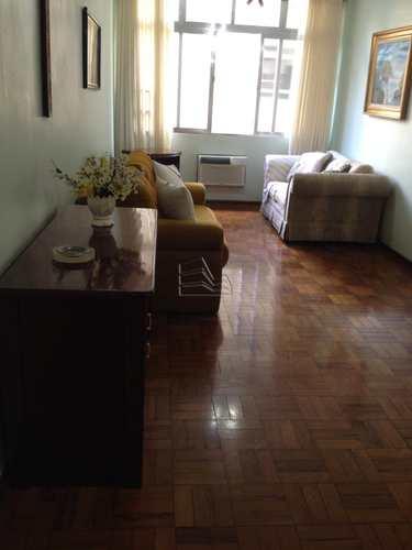 Apartamento, código 1022 em Santos, bairro Boqueirão