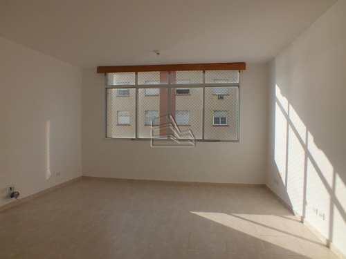 Apartamento, código 1027 em Santos, bairro Ponta da Praia