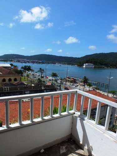 Apartamento, código 1043 em Santos, bairro Ponta da Praia