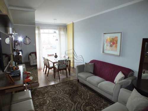 Apartamento, código 1055 em Santos, bairro Embaré